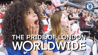 #PrideOfLondonWorldwide | Women's World Cup | Ep 2