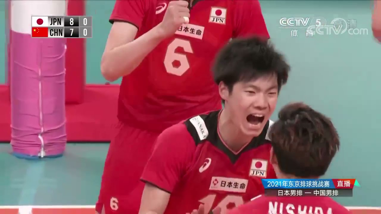 Download Men's Volleyball | Japan vs China - 2021.5.1 Tokyo Challenge (First Match) 東京奧運測試賽 日本男排vs中國男排