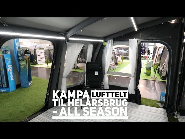 Kampa Ace Air All Season (Lufttelt til helårsbrug)