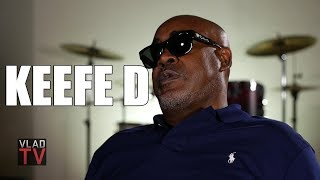 Keefe D on How He Met Puffy, Suge Knight Seeing Him with Biggie & Diddy (Part 8)