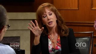 If You Only Knew: Kathy Griffin | Larry King Now | Ora.TV