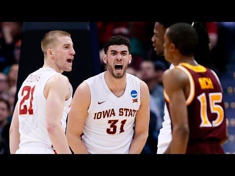 First Round: Iowa State defeats Iona