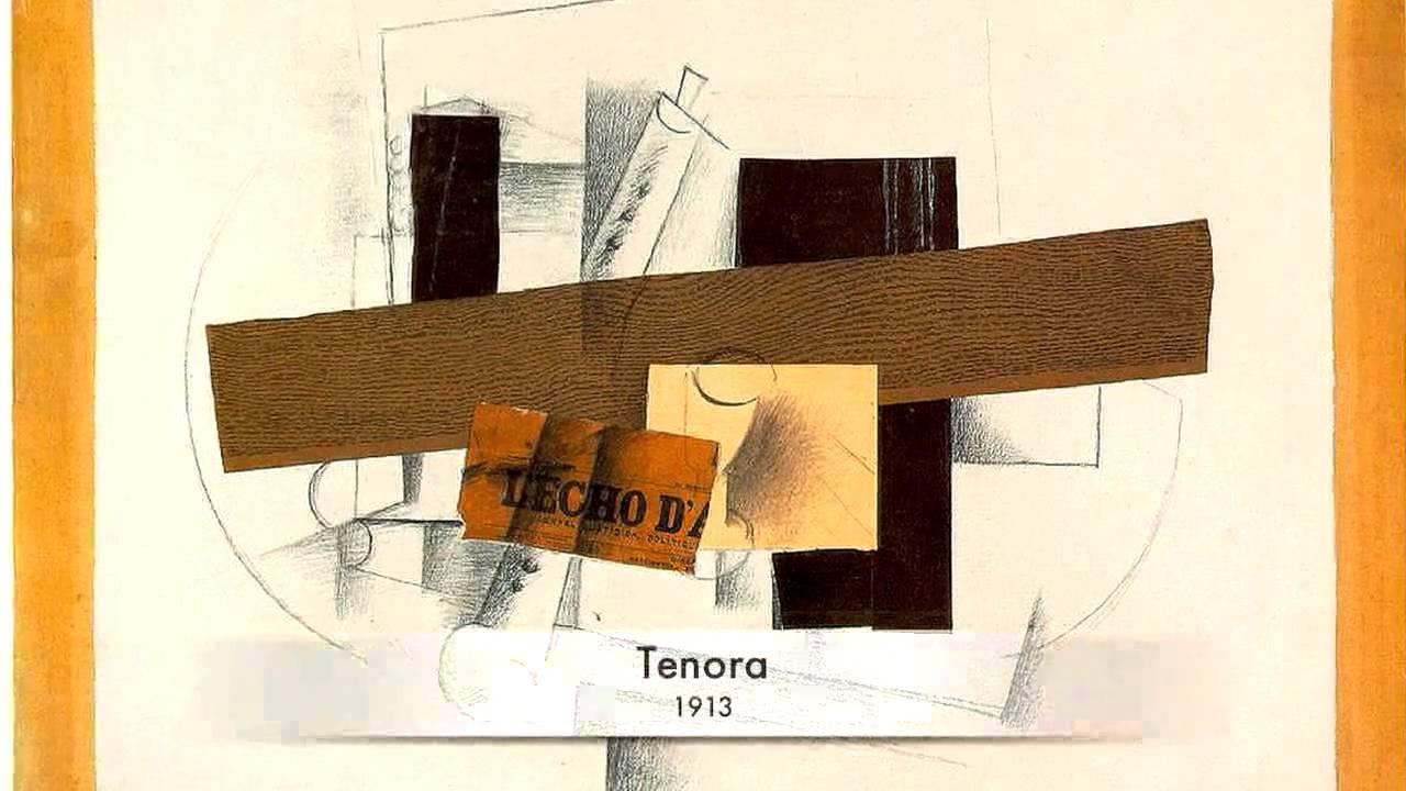 Connu La vida de Georges Braque - YouTube GT17