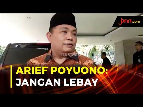 Arief Poyuono Dukung Siti Fadilah dan Deddy Corbuzier