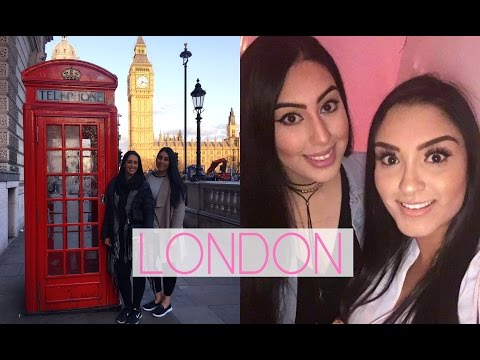 TRAVEL VLOG | LONDON | keepingupwithmona