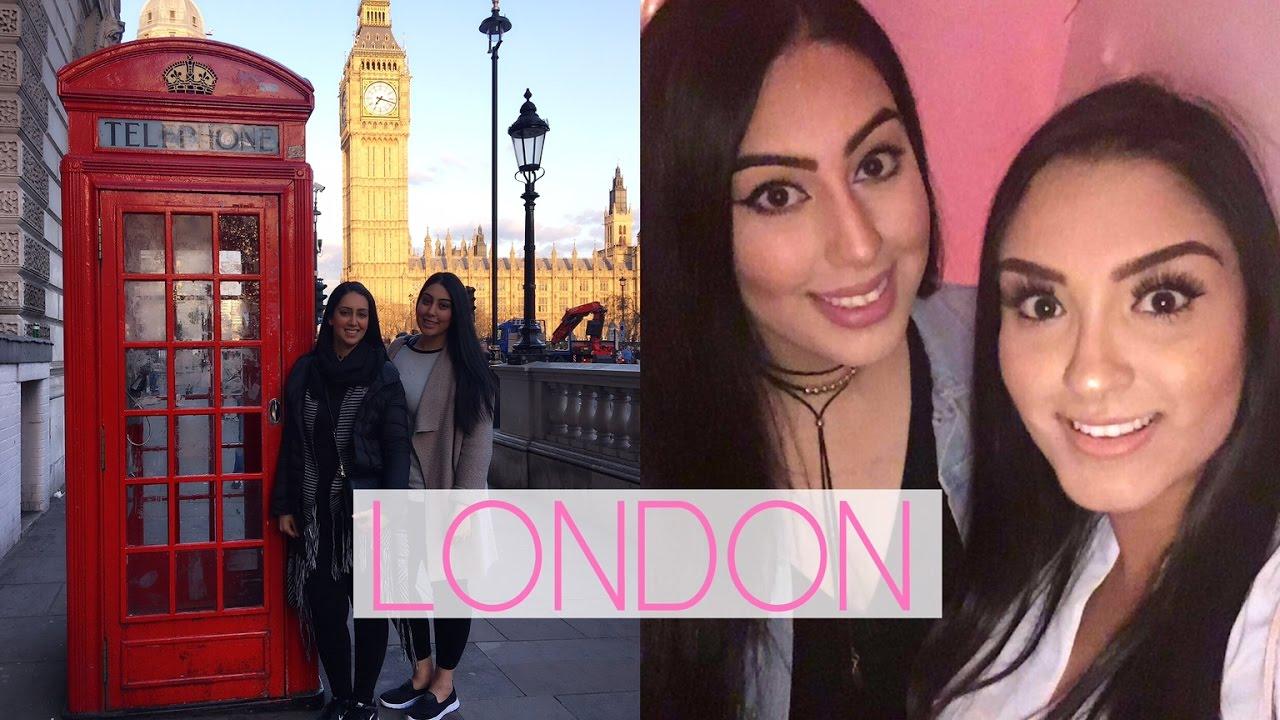 TRAVEL VLOG | LONDON | keepingupwithmona