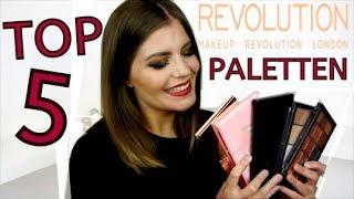 NEU: Die 5 BESTEN MakeUp REVOLUTION Paletten 2018   Die MUSST du HABEN!