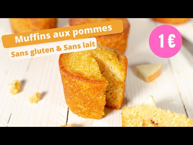 🍎 MUFFINS AUX POMMES CARAMELISEES 🍎