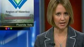 Waterloo Regional Council Votes To Turn Off Fluoridation  CTV News 24-Nov-10 11:30 PM