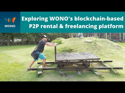 Exploring WONO's blockchain-based P2P platform for rentals and freelancing