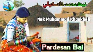 Pardesan Bai   प्रदेशण बाई   Nek Muhammad Khaskheli New Song 2021