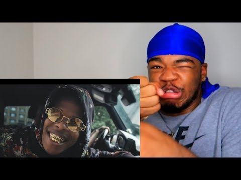 Nasty C - King ft. A$AP Ferg | Reaction