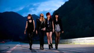 2NE1 ft. Will.i.am || Love Lasts Forever