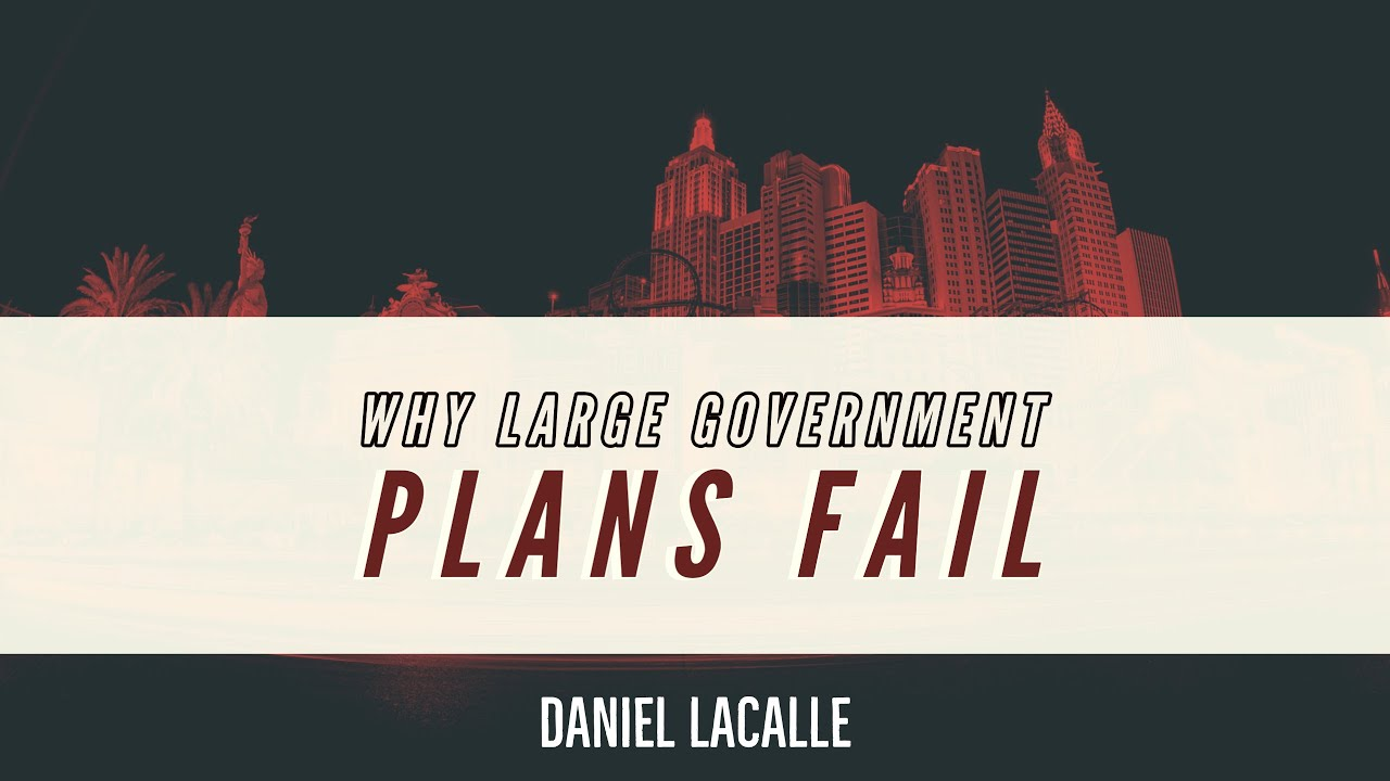 Download DEBT AND STAGNATION: Why Large Government Plans Fail