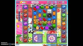 Candy Crush Level 1193 help w/audio tips, hints, tricks
