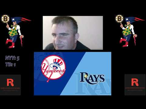 New York Yankees Vs Tampa Bay Rays Live Stream Play By Play And Reaction