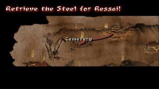 Tenchu 3: Wrath of Heaven Rikimaru Mission 6 Layout 1 (Grandmaster)