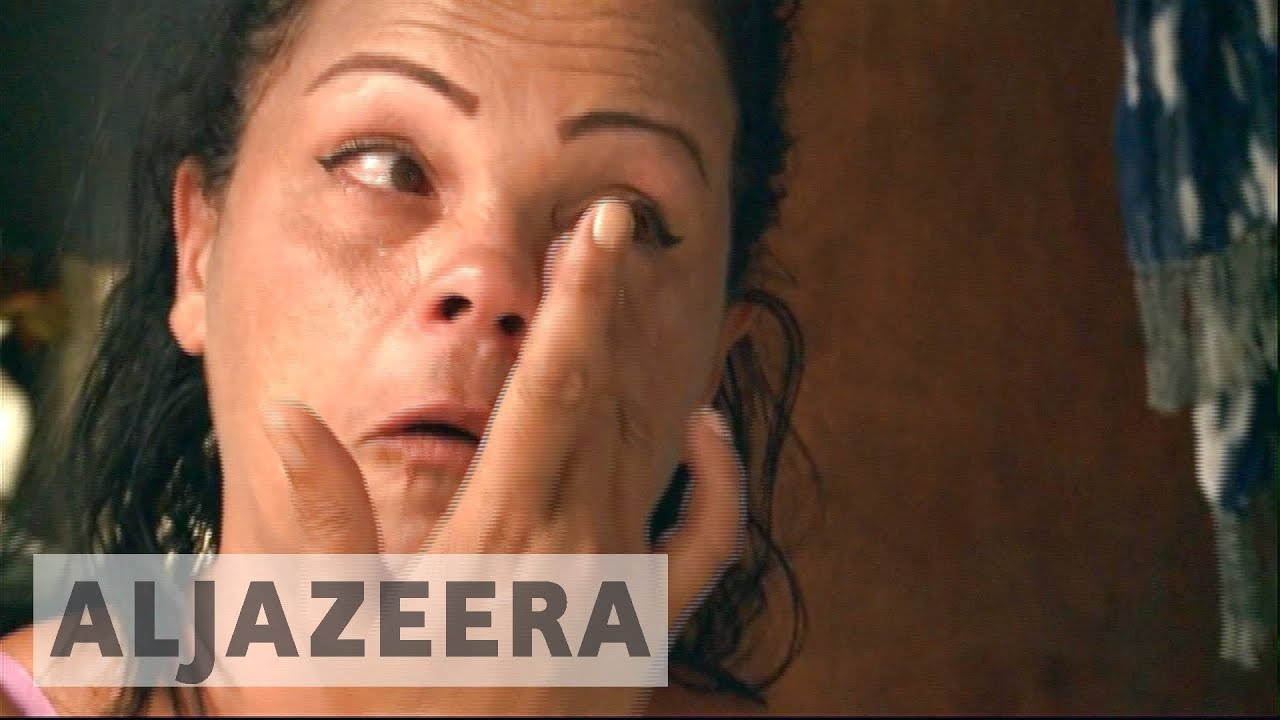 Puerto Ricans struggle to recover from Hurricane Maria