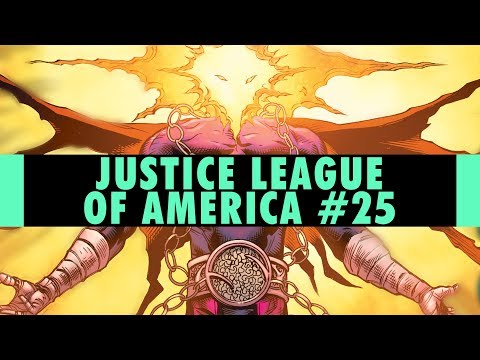 World Revival|Justice League of America #25 Review