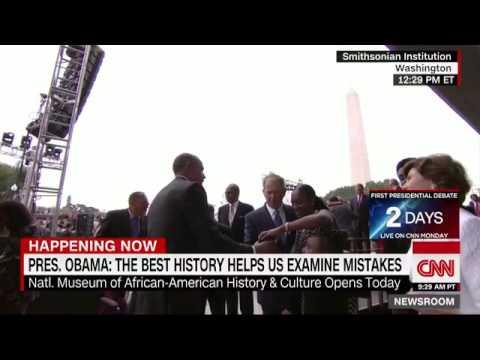 George Bush le usó a Obama de fotógrafo