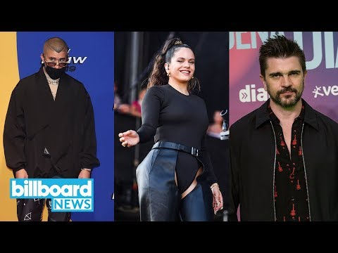 2019 Latin Grammys: The Only Preview You Need   Billboard News