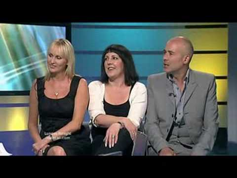 The Human League discussing Lovebox 2008 and Steel City tour
