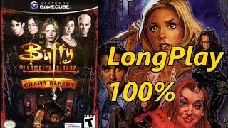 Buffy the Vampire Slayer: Chaos Bleeds - Longplay Full Game Walkthrough 100% All Secrets
