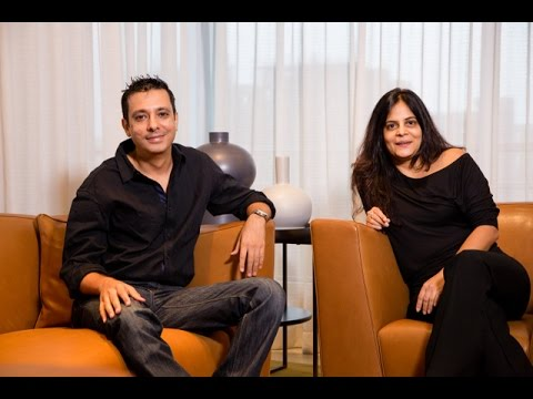 Design Talks by Architects Sanjeev Panjabi & Sangeeta Merchant featured in 50 Amazing Homes In India
