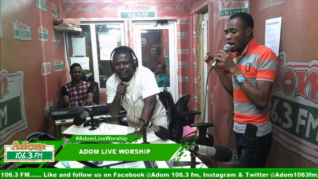 adom fm online live