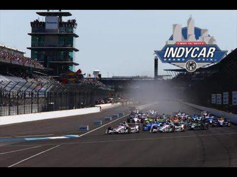 Indycar 2017 - Fecha 5 - Indianapolis GP (Audio Español Latino)