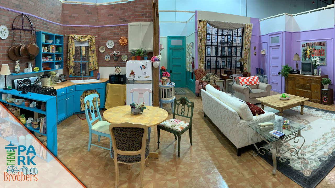 Download The One Where We Visited Monica's Apartment