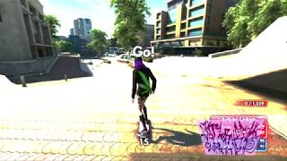 A Great moment in skate 3 spot battle history
