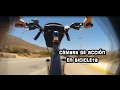 Monta una cámara de acción en tu bicicleta | Mount video camera on bike