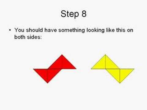 How to Make a Paper Shuriken | 360x480