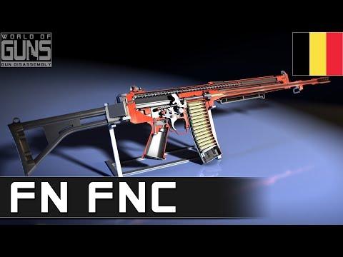 FN FNC animation!