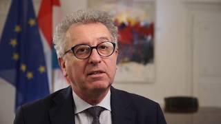 Interview – Pierre Gramegna – Assurance en libre prestation de service et Luxembourg