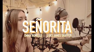 SEÑORITA | Loop cover with Emma Remelle & Luke James Shaffer Resimi
