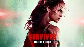 Tomb Raider: Лара Крофт - Русский трейлер (2018)