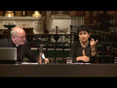 How to Change the World: Freedom - Shami Chakrabarti and Peter Selby at St Paul's Cathedral