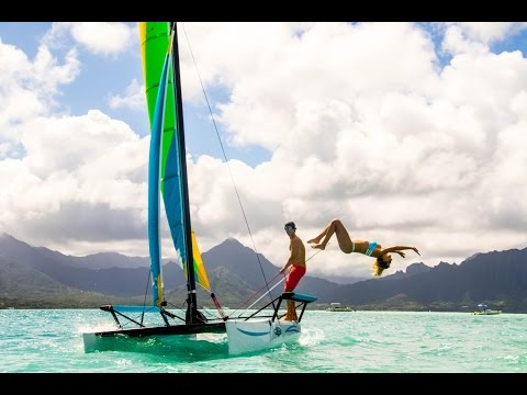 Sailing Adventures Around Hawaii |Oahu 2016|