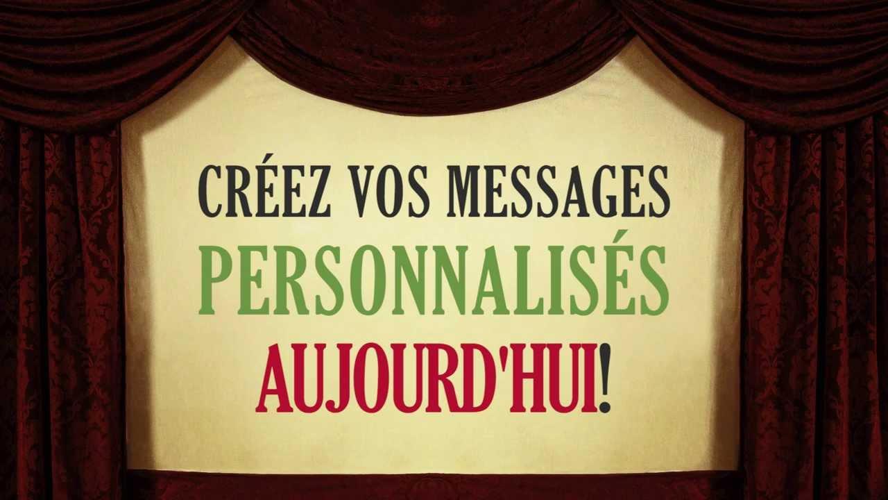 message du pere noel personnalisé gratuit Les messages vidéo personnalisés du Père Noël sont de retour  message du pere noel personnalisé gratuit