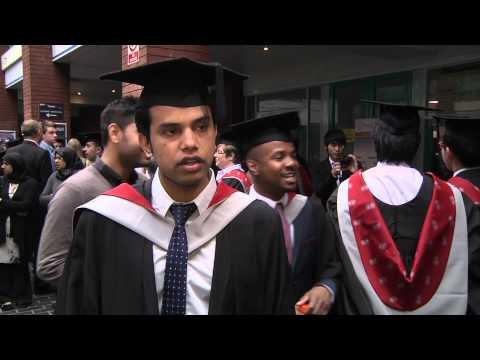 Rajib Hossen, BA (Hons) Business Administration - UCLan International Graduates 2012