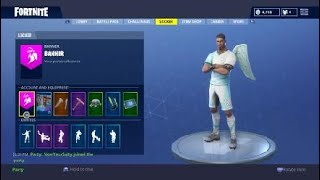Super rare fortnite account for sale *GINGERBREAD MAN* *RED KNIGHT*