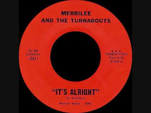 Merrilee and The Turnabouts - It's alright