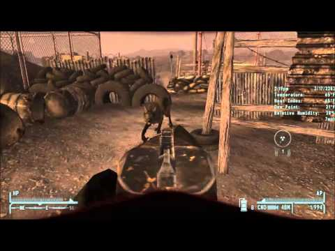 Fallout: New Vegas Underground Bunker, Project Nevada, T-60 Power Armor