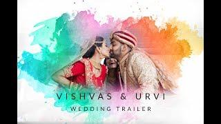 Urvi & Vishvas | Wedding Teaser | Raj Foto Pavilion