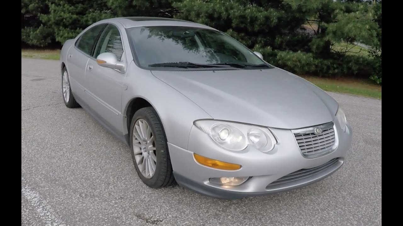 small resolution of 2004 chrysler 300m special edition 17862c