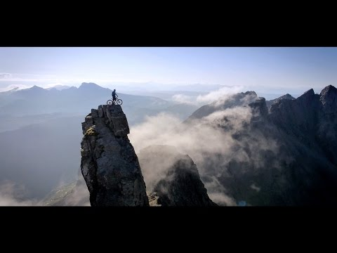 Video preview image for Danny Macaskill on the Cuillin Ridgeline