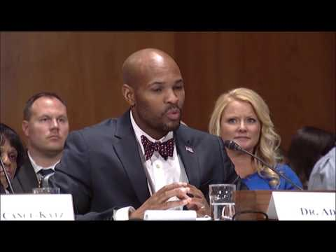 Senator Warren questions nominee for Surgeon General on ways to tackle the opioid epidemic