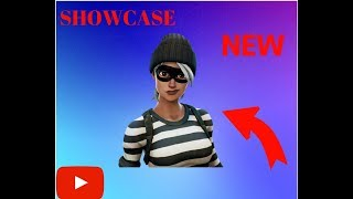 FORTNITE New RAPSCALLION SKIN With STARRY FLIGHT Glider And NIGHT OWL AXE [FULL SET] Showcase !